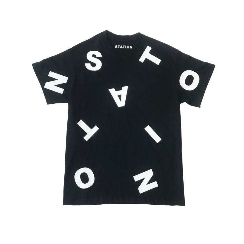 Station 'Alphabet Soup' Tee