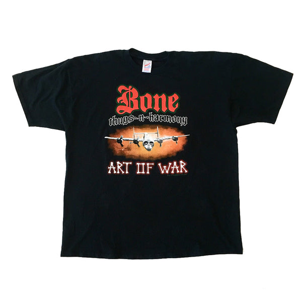 1997 Bone Thugs and Harmony Art of War Tour Tee (XXL)