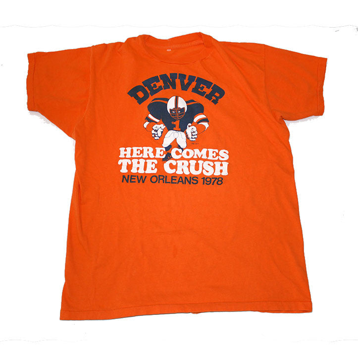 'Here Comes The Crush' Tee (S)