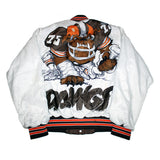 Browns Dawgs Fanimation Chalkline Jacket (M)