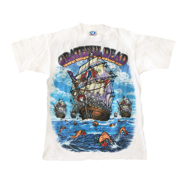 1993 Grateful Dead Ship of Fools Tee (L)