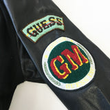 Guess Club Original Georges Marcian Letterman Jacket (XL)