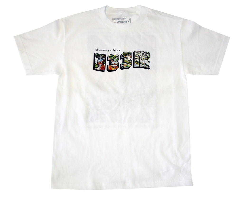 Station x H33M 'Better Life' Tee
