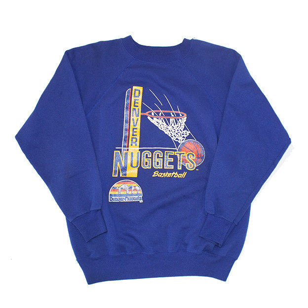 Denver Nuggets classic era Sweatshirt (XL)