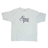 Guess Jeans Embroidered tee (L)