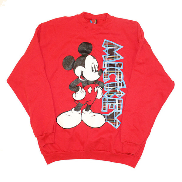 Mickey Mouse vintage sweatshirt (L)