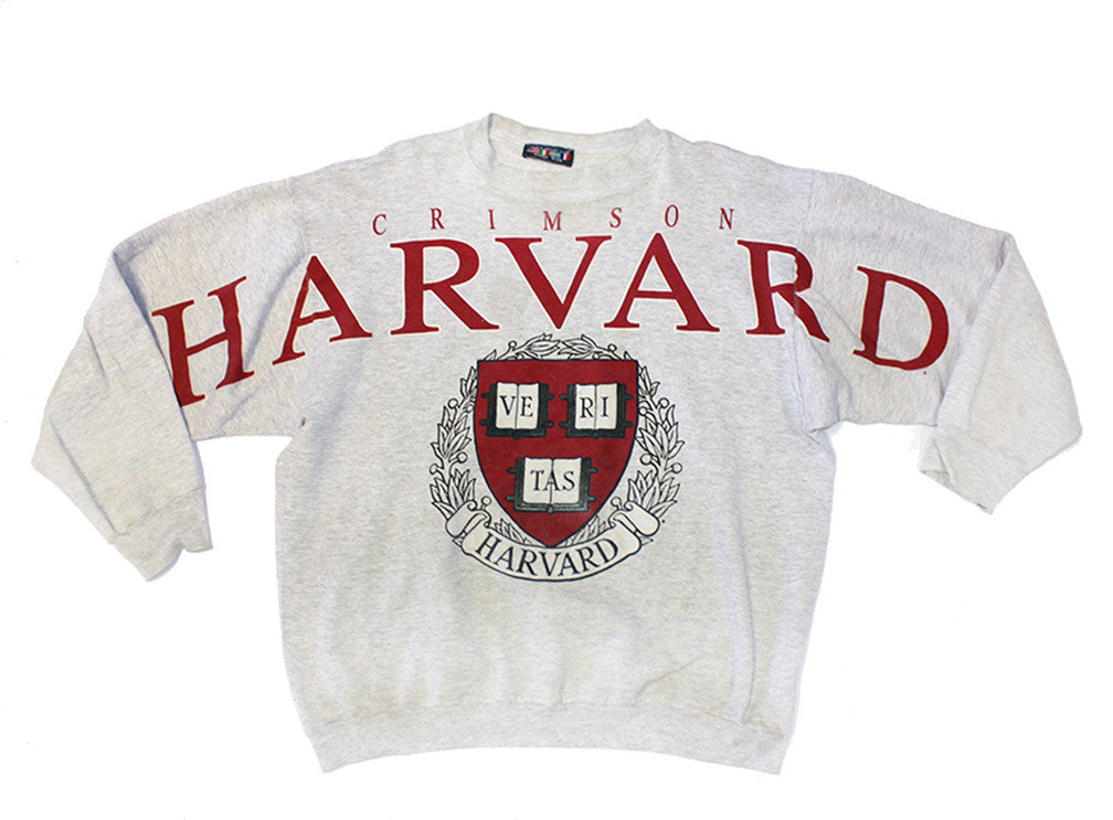 Harvard College Big Spellout (XL)