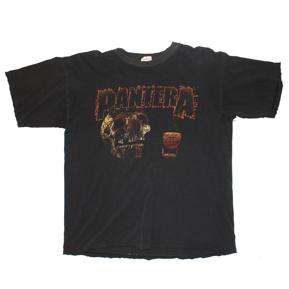 Pantera BLACK TOOTH 2x sided tee (M)