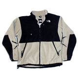 The North Face Grey Denali fleece (L)