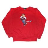 Polo Hockey Bear Sweatshirt (S)