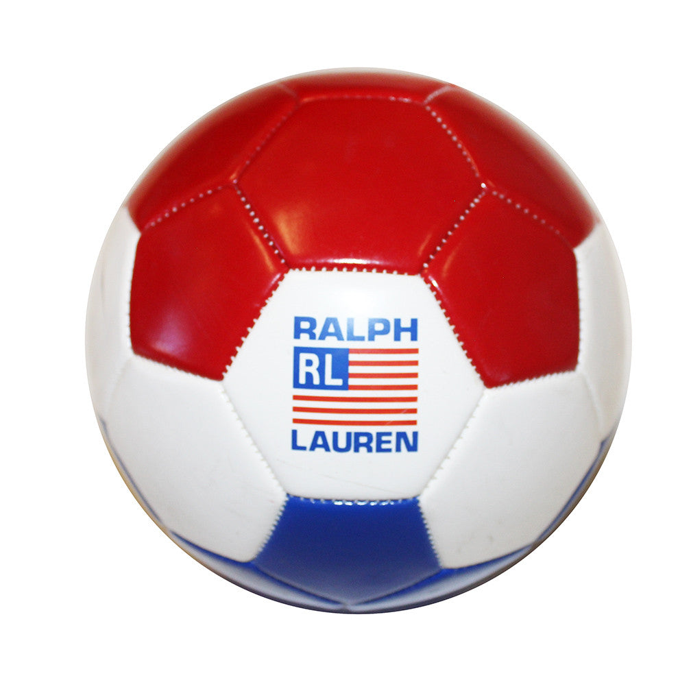 Polo Ralph Lauren Rawlings Soccer Ball