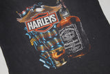 Harleys & Wiskey 'Only get better with age' (M)