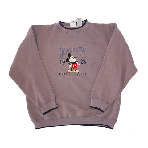 Mickey Mouse 'Classic Legend' Sweatshirt (L)