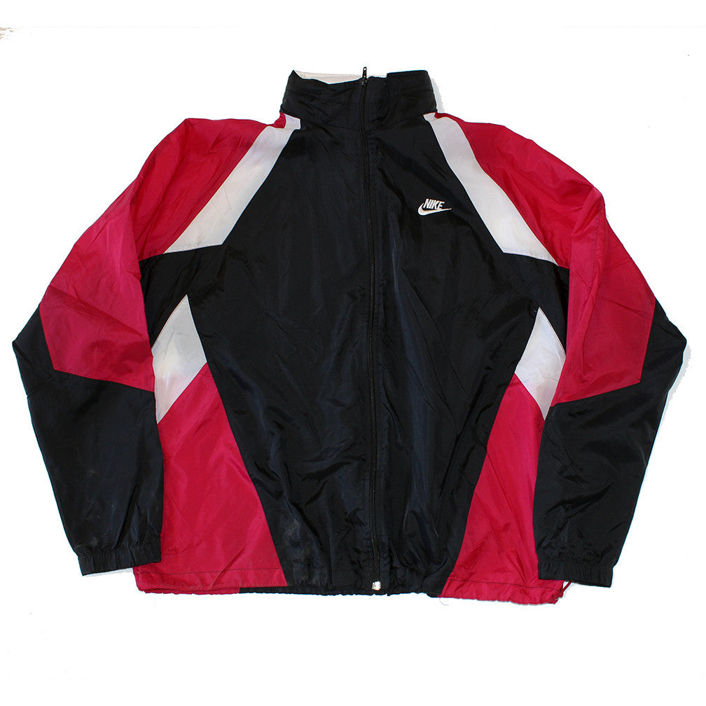 Nike Tri-Color Windbreaker(XXL)