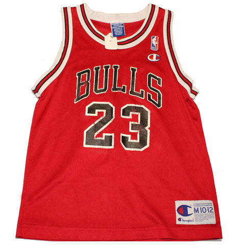Micheal Jordan Champion Jersey (Youth M)