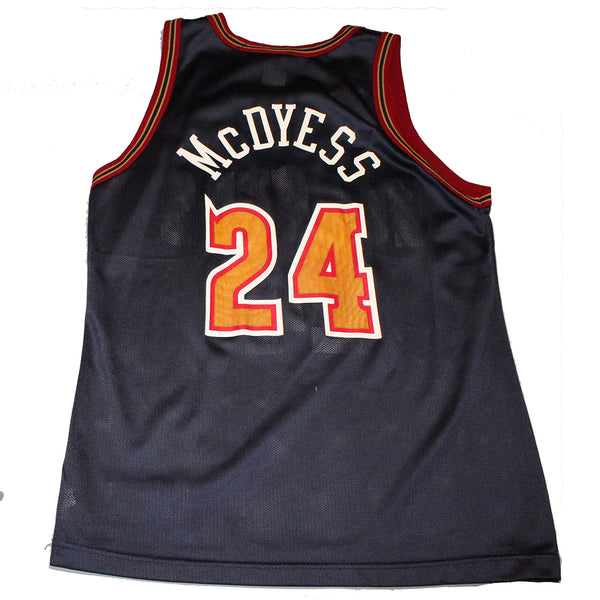 Nuggets McDyess Champion Jersey (52)