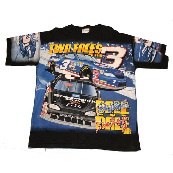Dale and Dale Earnhardt Jr. Racing Tee (XL)