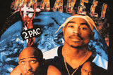 TUPAC 'Life of an outlaw' 2x sided rap tee (XXL)