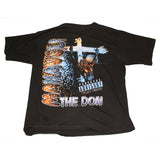 TUPAC R.I.P 'The DON' 2x sided rap tee (XL)