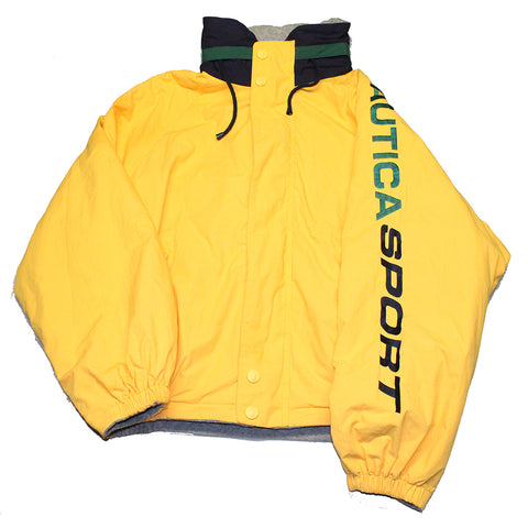 Nautica Sport Reversible Fleece (M)
