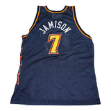 Antawn Jamison Warriors Champion Jersey (XL)