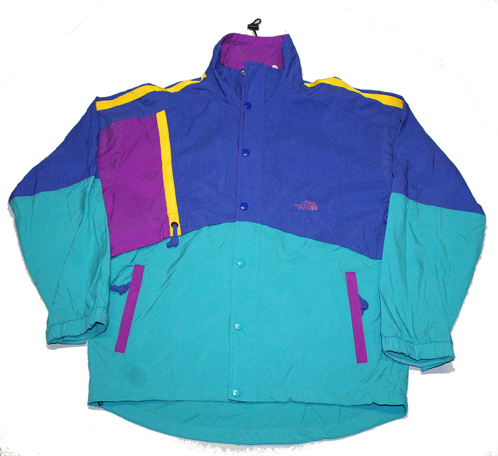 The North Face Color Block Jacket (S)