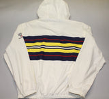 Polo Sport Striped Zip Up Windbreaker (L)