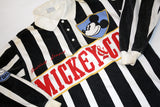 Vintage Mickey and CO Rugby Shirt(M)