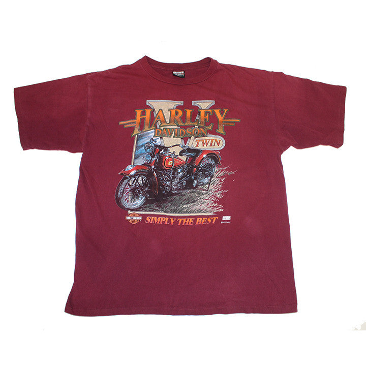 "Harley Davidson ""Simply The Best"" (XL)"