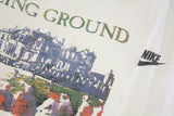 90's era Nike Golf St. Andrews 'Teeing Ground' Sweatshirt (M)