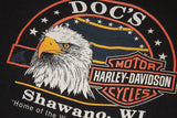 1997 One Hot Piece Of Steel Harley Davidson Tee (XL)