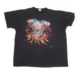 '94 Harley Davidson Engine Tee (XL)