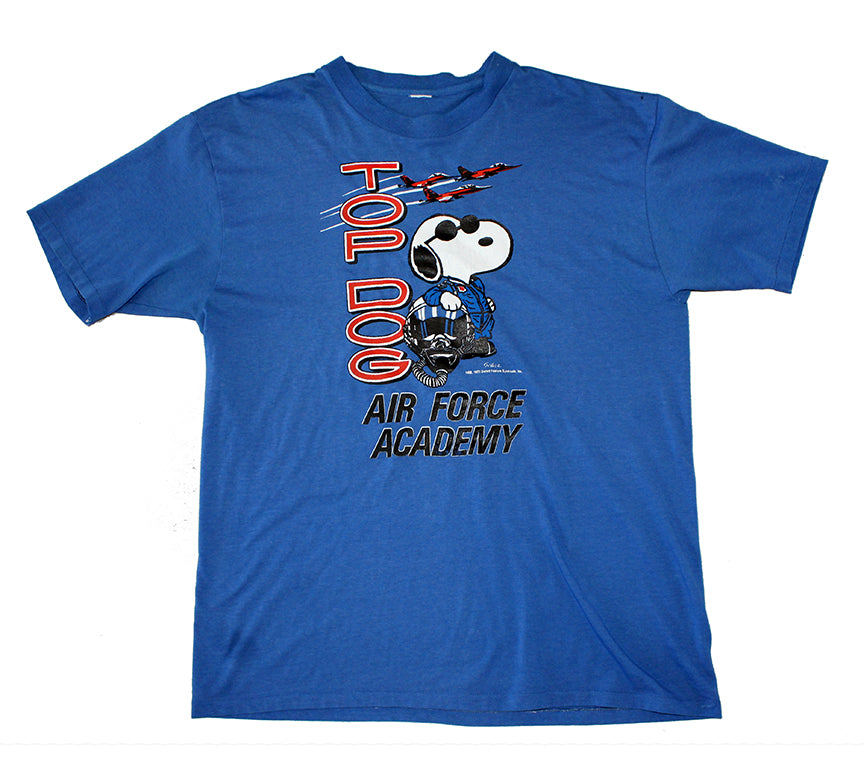 Snoopy 'TOP DOG' Air Force Academy (XL)