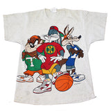 Looney Toons Gangster Cross Colors bootleg (L)