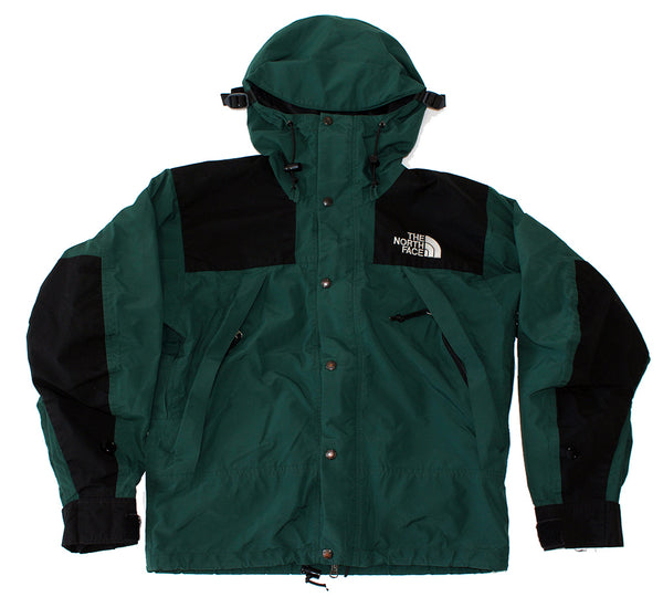 Vintage Green The North Face Mountain Jacket (S)