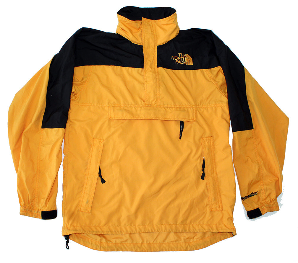 TNF Hydrenaline Half Zip Packable Windbreaker (L)