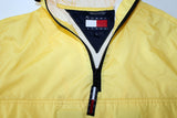 Vintage Tommy Hilfiger Yellow Anorak (S)