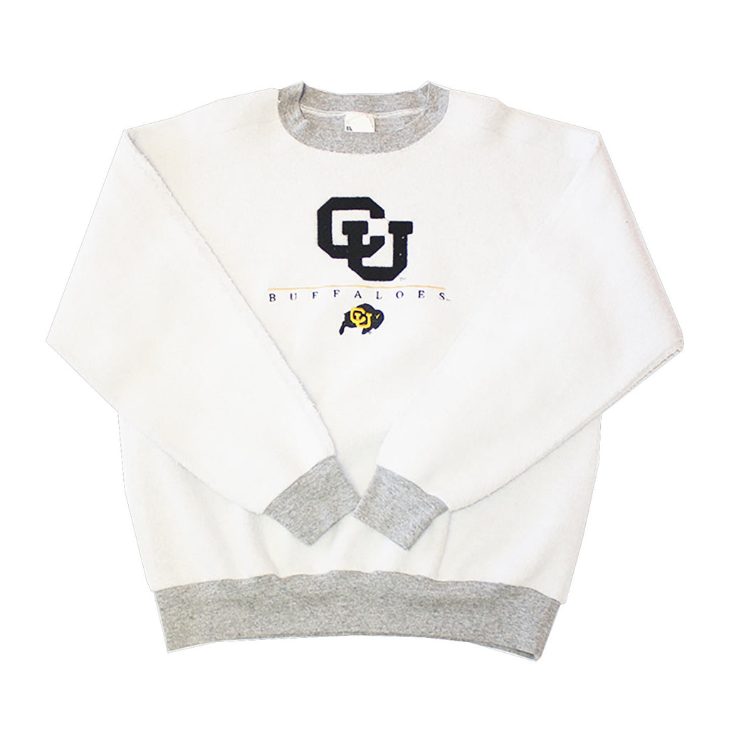 CU Buffs Inside Out Sweater