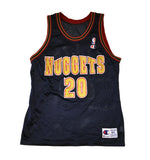 Denver Nuggets Ellis 20 Champions Jersey (44)