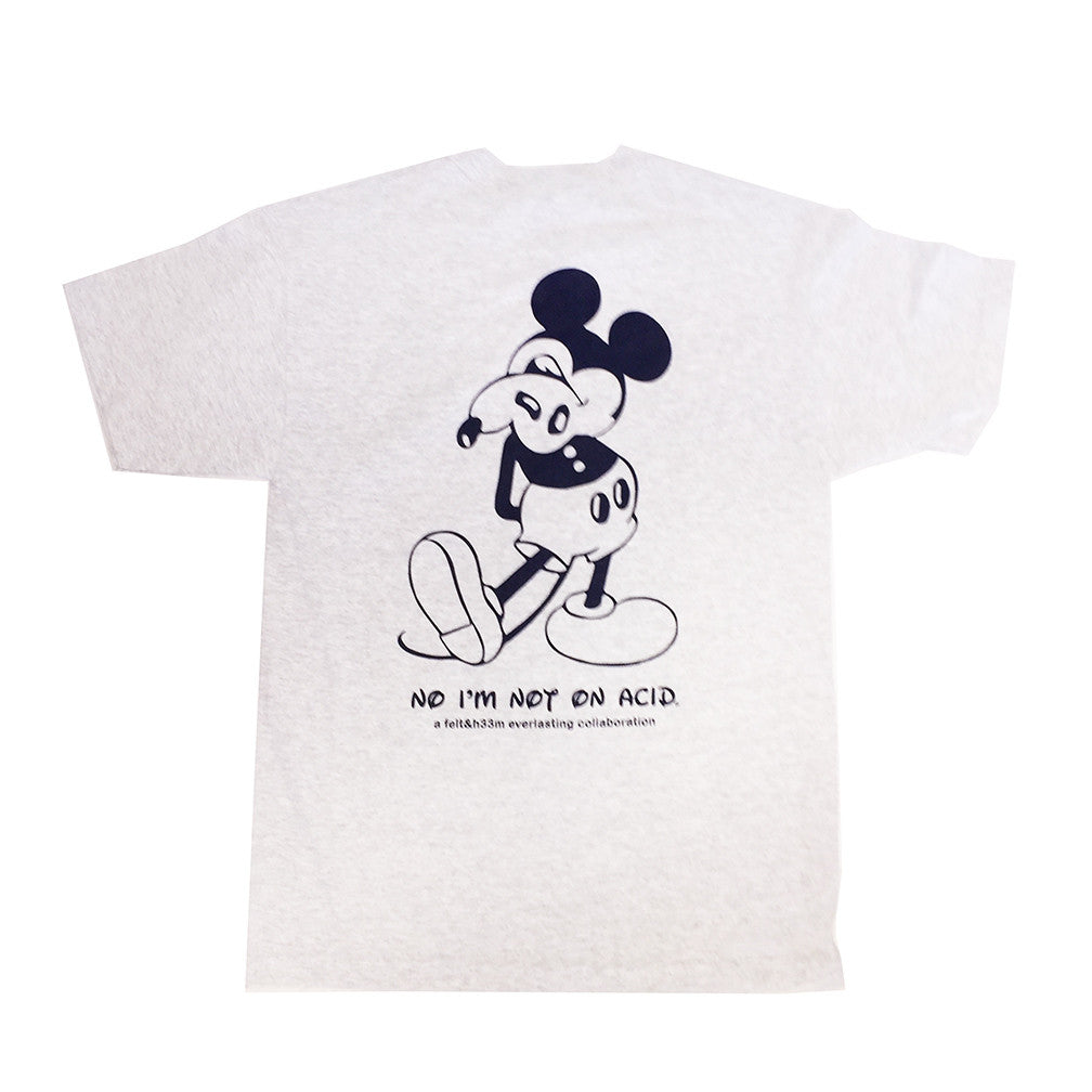 FELT x H33M 'No, Im Not On Acid' Tee (Station Exclusive)