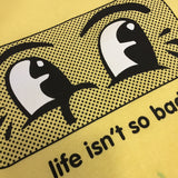 "H33M x Felt ""Life Isnt So Bad' Tee"