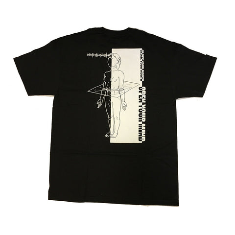 H33M 'Open Your Mind' Pocket Tee