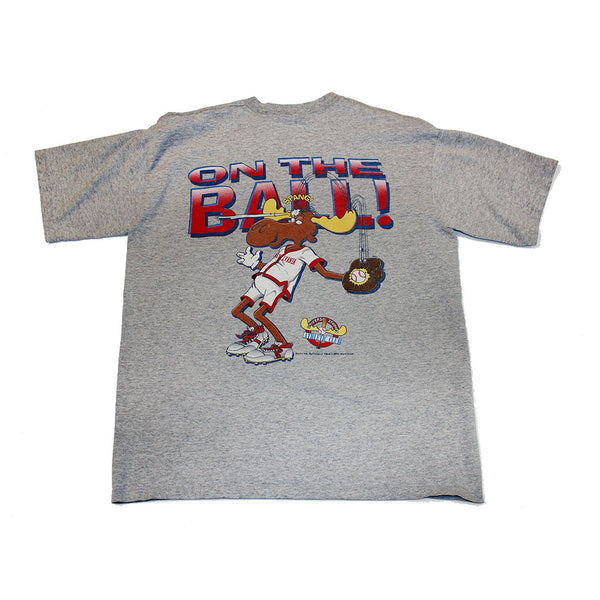BullWinkle 'Keep Your Eye on the ball' Tee (L)