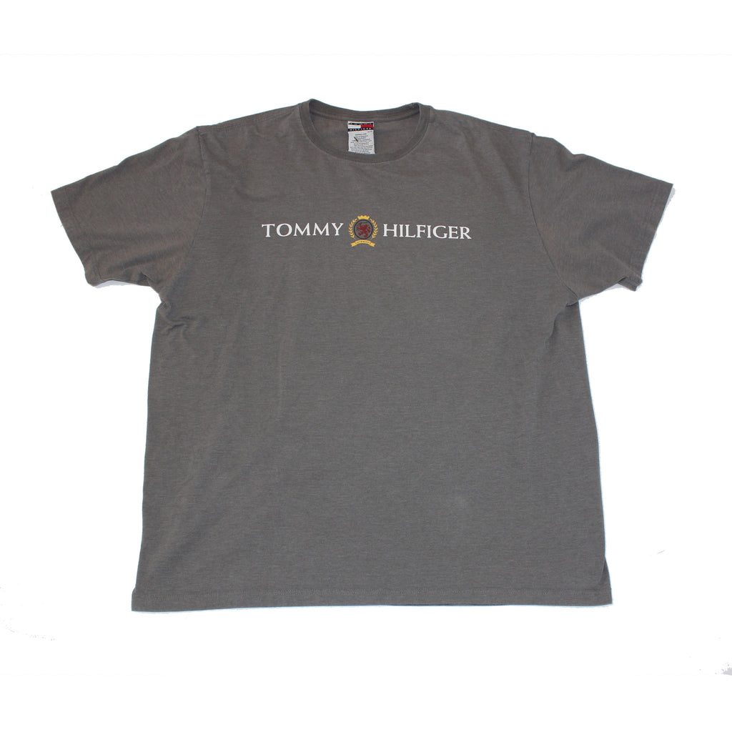 Tommy Hilfiger spellout tee (L)