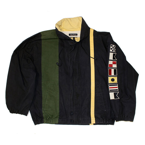 Nautica Flag Jacket