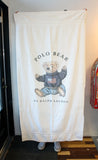 Polo Bear Beach Towel