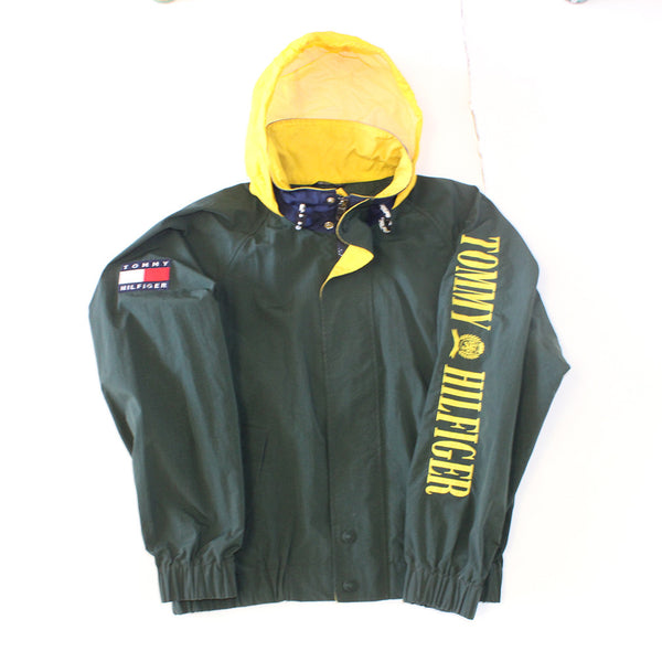 Tommy Hilfiger Jacket with Packable Hood