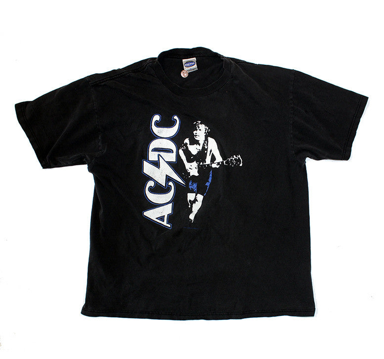 ACDC 01' tee (L-XL)