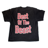 96' Iron Maiden 'Best of the Beast' 2x Sided Tee (L-XL)