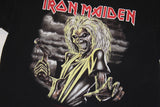 "03' Iron Maiden ""hatchet Ed' band tee (XL)"